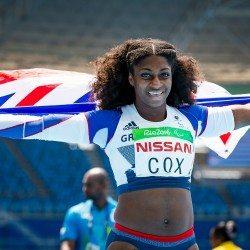 Kadeena Cox has UK Sport funding suspended