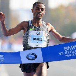Kenenisa Bekele wins Berlin Marathon in second fastest time ever