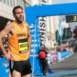 Ryan McLeod leads first pacemakers in Great North Run history