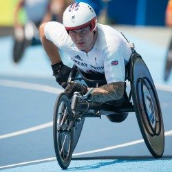 David Weir confirms retirement from international athletics