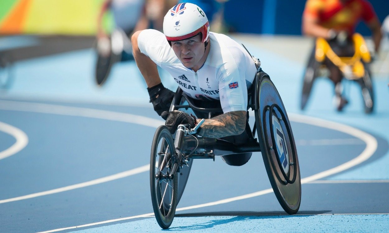 David Weir confirms retirement from international athletics