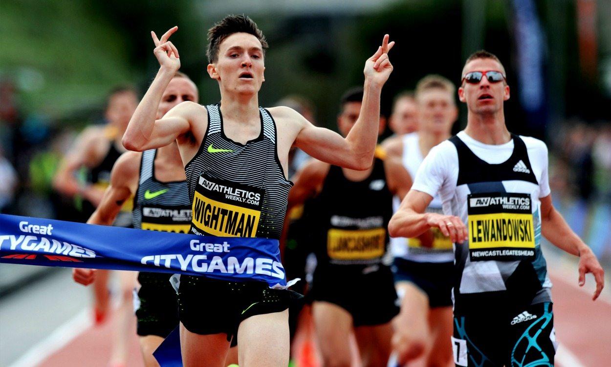 Athlete insight – Jake Wightman