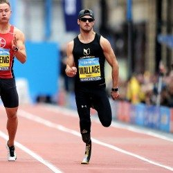 Jarryd Wallace looking forward to London sprint show