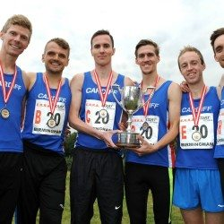 Cardiff and Aldershot aim to retain at National Road Relays