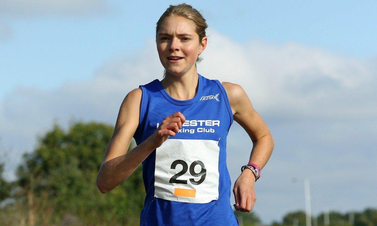 Athletics Weekly | Emma Achurch breaks British junior 20km ...