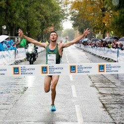 Adam Hickey wins Manchester Half Marathon – weekly round-up
