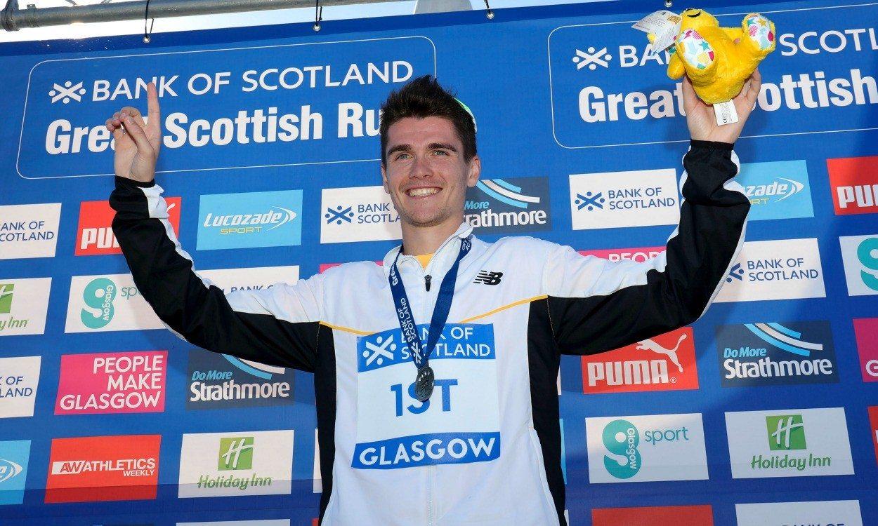 Callum Hawkins to defend Bank of Scotland Great Scottish Run title