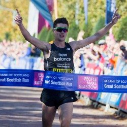 Callum Hawkins ready for a 'fun' race in Glasgow