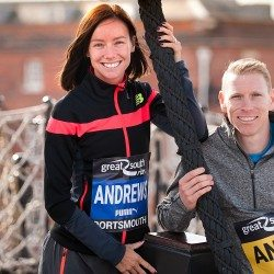 Jess Andrews ready for road return after superb summer