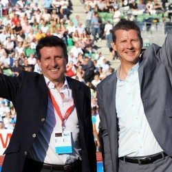 "This is Seb Coe's ""hardest job ever"", says Steve Cram"
