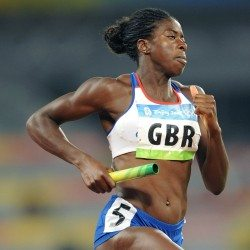 British 4x400m women in line for Beijing Olympic bronze after doping disqualifications