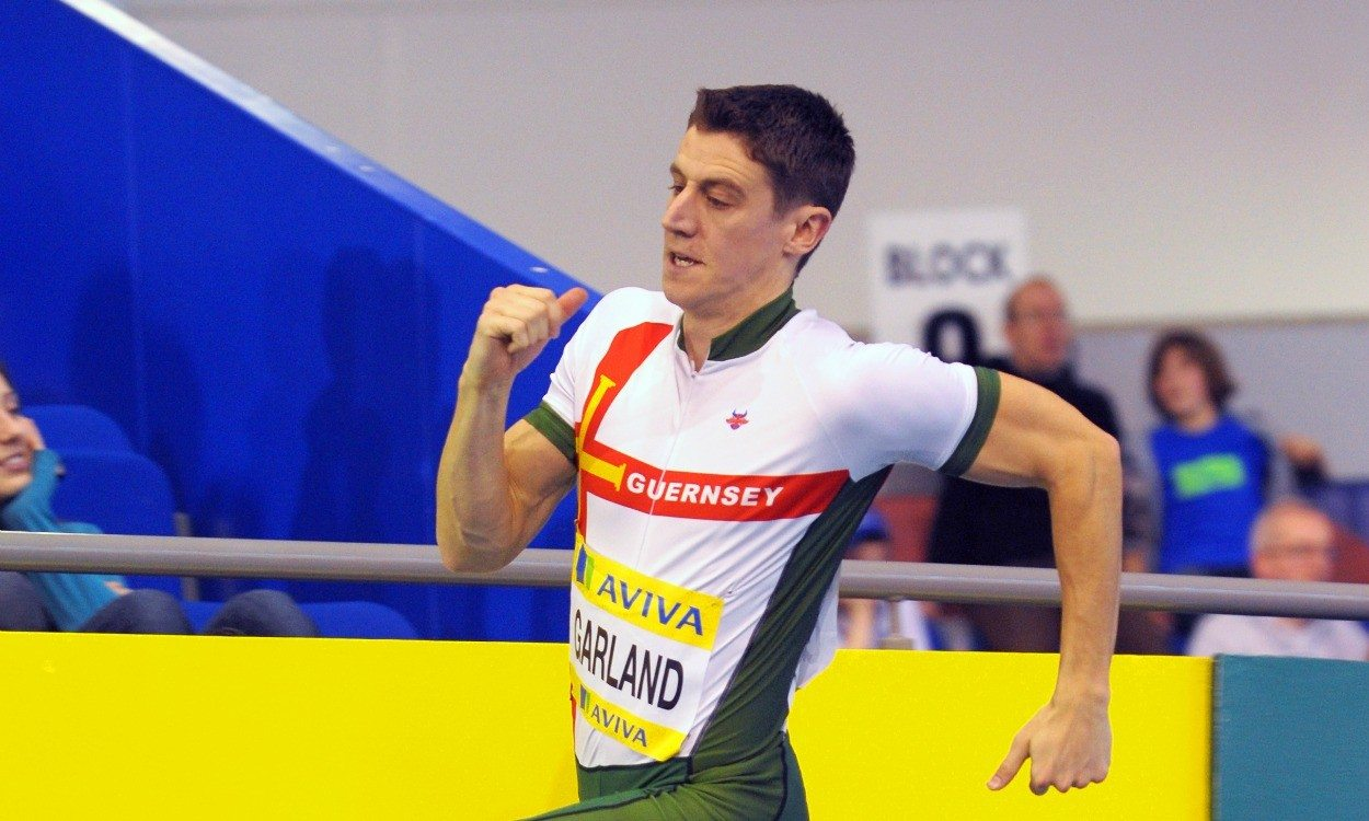 """Guernsey Olympian Dale Garland frustrated by """"demotivating"""" 2018 Commonwealth Games standards"""