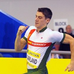 "Guernsey Olympian Dale Garland frustrated by ""demotivating"" 2018 Commonwealth Games standards"