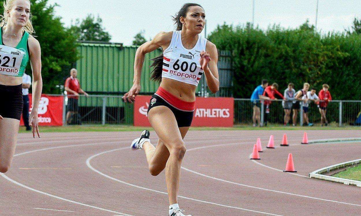 Georgina Adam relishes England chance