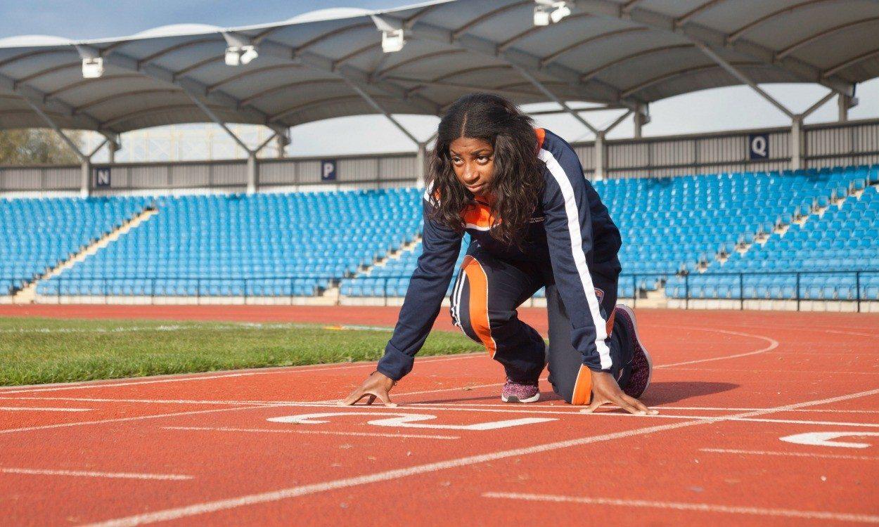 "Kadeena Cox: ""Sport was a massive coping mechanism for me"""