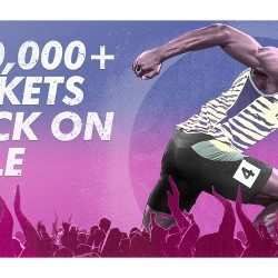 High demand London 2017 tickets back on sale