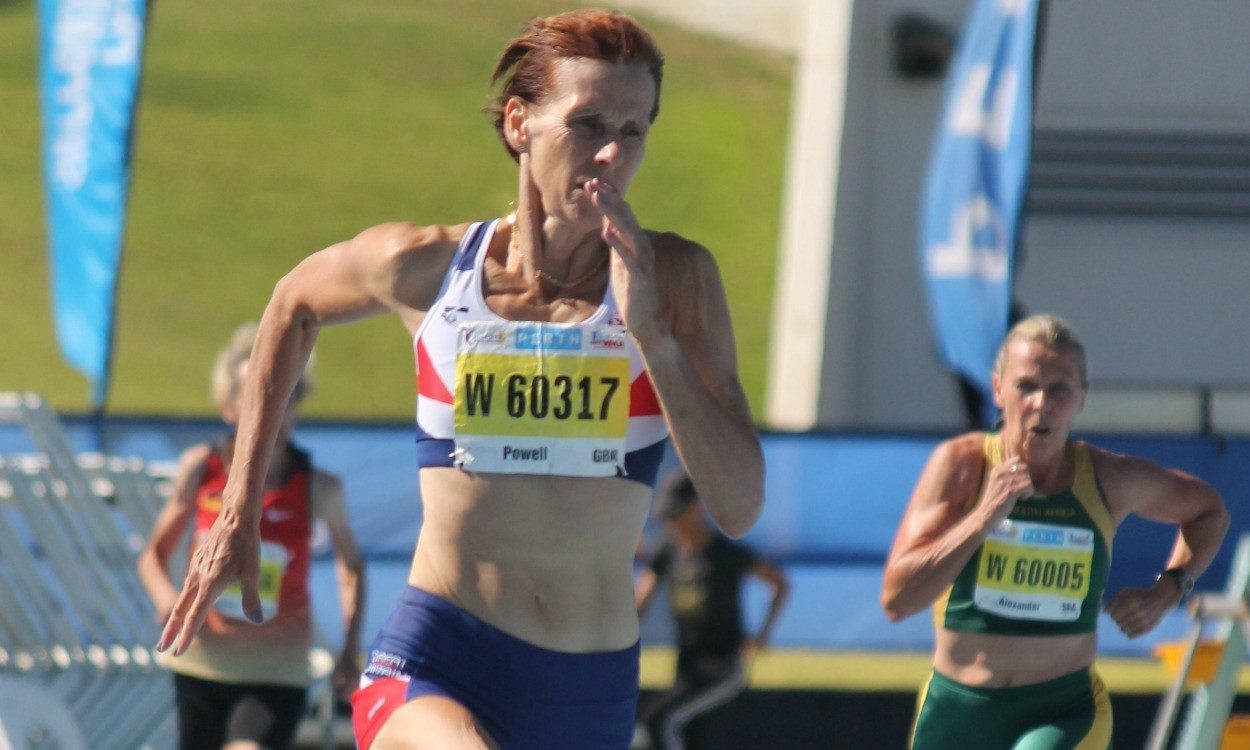 Masters athletes head to Daegu