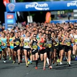 Great North Run general entry ballot opens