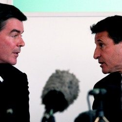 Hugh Robertson succeeds Seb Coe as British Olympic Association chairman