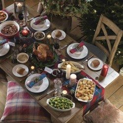 Nutrition rules for festive survival