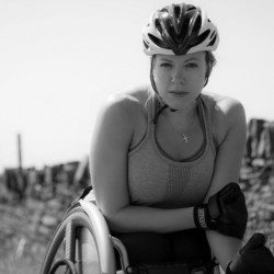 Winter training: Hannah Cockroft's top tips for maintaining motivation