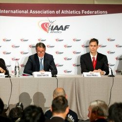 IAAF: No reinstatement for Russia yet