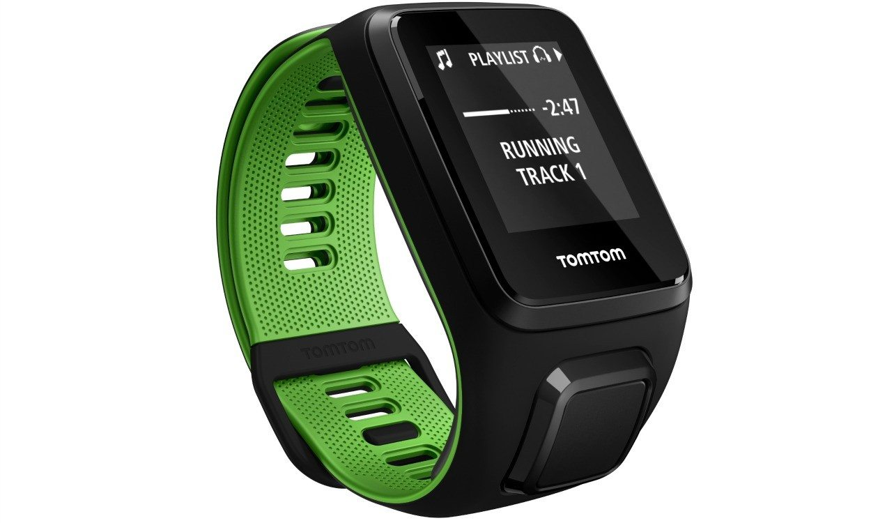 Win a TomTom Runner 3 GPS watch