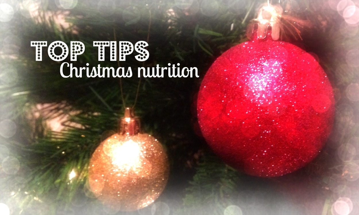 Louise Bloor's top Christmas nutrition tips