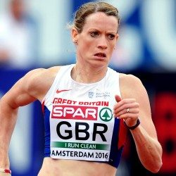 Eilidh Doyle looking for strong start to 2017 at Müller Indoor Grand Prix