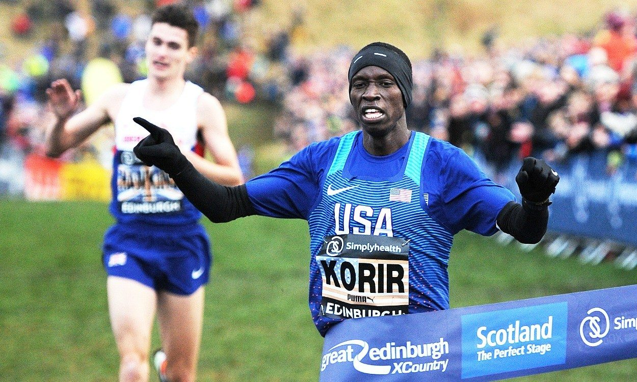 Great XCountry: Athletes get set for Edinburgh epic