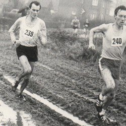 A lifelong running friendship: Tribute to Mike Turner, cross-country great of the 1960s