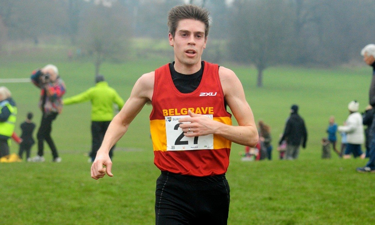 Phil Wicks among county cross country winners – weekly round-up