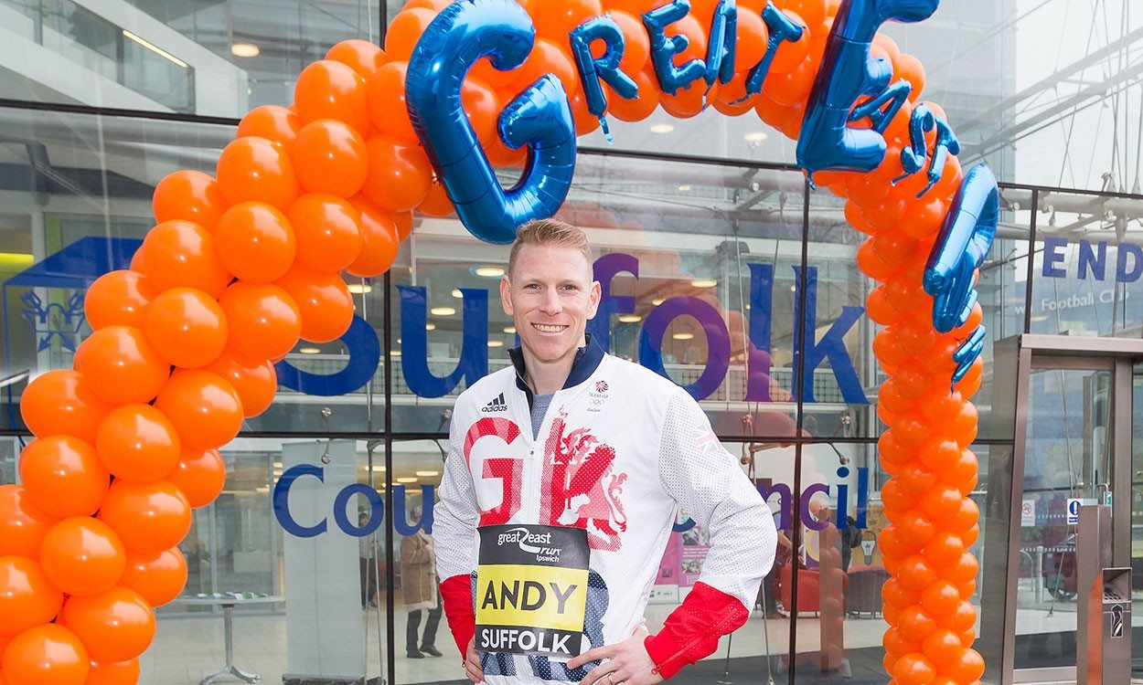New Great East Run half-marathon launched in Ipswich