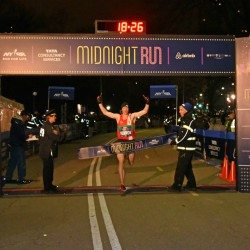 Andy Vernon wins NYRR Midnight Run – weekly round-up