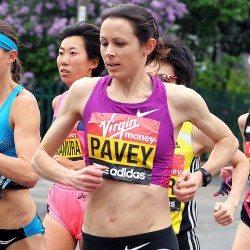 Jo Pavey to run London Marathon as she targets London 2017 Worlds