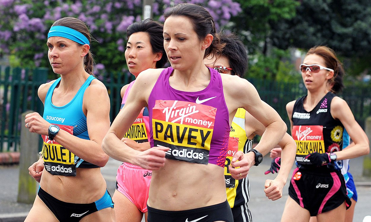Jo Pavey's marathon advice
