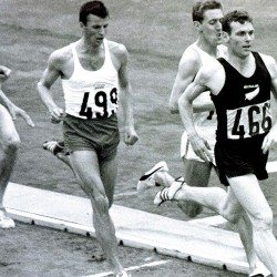 Peter Snell – titan of the track