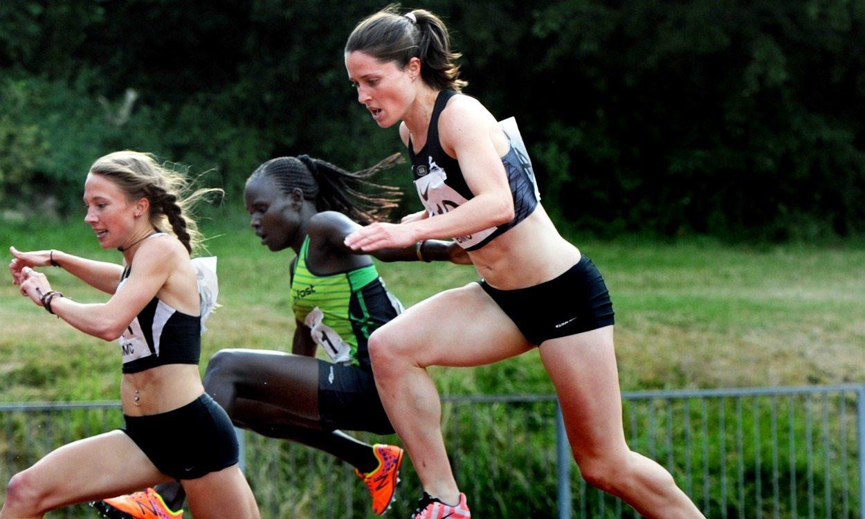 Athlete insight – Sara Treacy