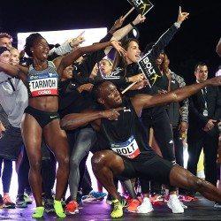Bolt All-Stars win inaugural Nitro Athletics series