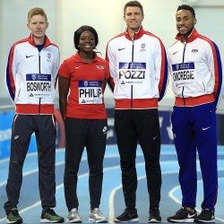 British athletes hope to shine in Sheffield