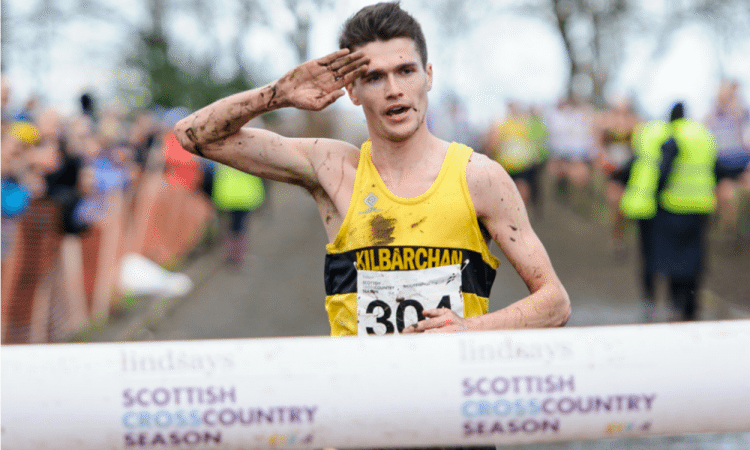 Callum Hawkins dominates to win Scottish cross-country title