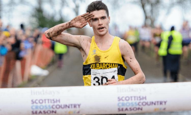 Callum Hawkins dominates to win Scottish cross-country title