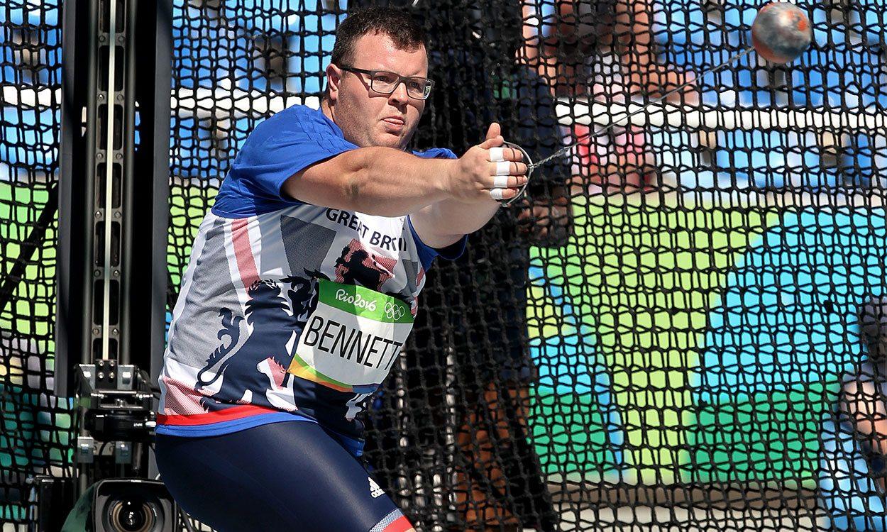 Athlete insight - Chris Bennett