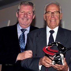 Derek Ibbotson dies, aged 84