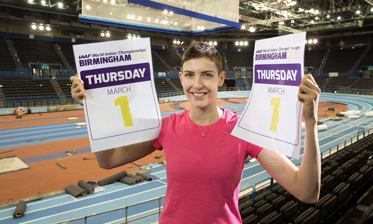 Birmingham 2018 to put high jump in the spotlight