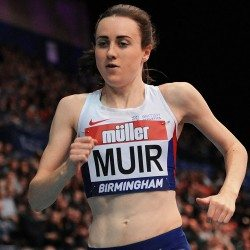 Laura Muir wins in Padova – weekly round-up