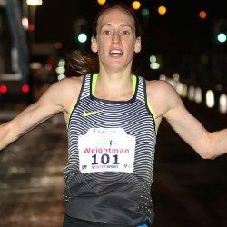 Laura Weightman and Dewi Griffiths lead Armagh fields