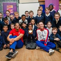 London schools apply for 90,000 World Para Athletics Champs tickets