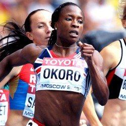 Marilyn Okoro is back in business