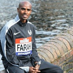 Mo Farah ready to bounce back in Birmingham